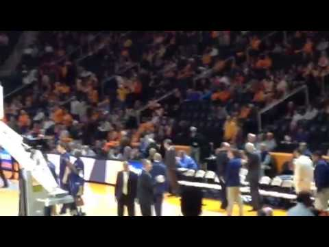 Murry Bartow Introduced at Tennessee