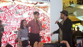 Yovie and Nuno - Janji Suci (Special for Aya's Surprise Birthday)(Live at Central Park) 12 Mei 2019