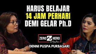 S2 BISA LULUS 1 TAHUN, TAPI S3 LULUS 6 TAHUN !! KOK BISA ?! | ZERO TO HERO | Merry Riana