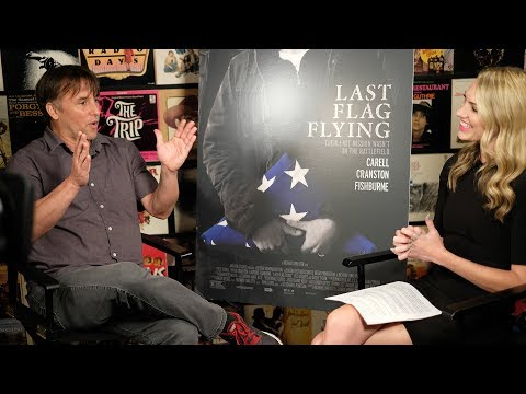 Director Richard Linklater shares advice for filmmaking and life