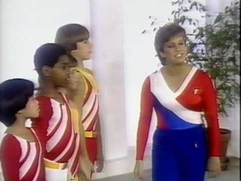 Mary Lou Retton - Fun Fit