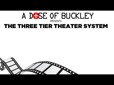 Movie Theatre Etiquette - A Dose of Buckley