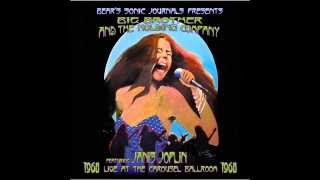 Big Brother & The Holding Company - Ball & Chain (Live Carousel)