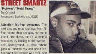 Street Smartz - Problemz (Esco Remix)