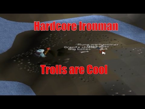 Ice Trolls OP | HCIM Progress - Episode 5