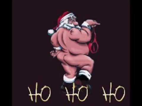 Naughty Santa Song