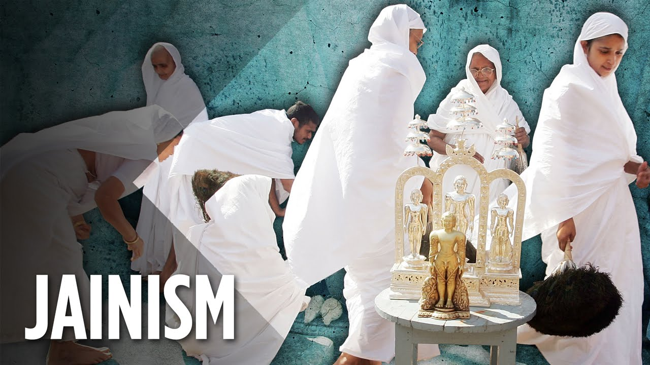 Why Jainism Is The World's Most Peaceful Religion