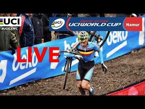 Full Replay | Elite Men's Race | 2015-16 Cyclo-cross World Cup - Namur, Belgium