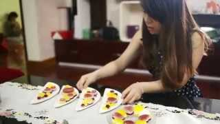 Chị Ly Ly Chia Sẻ Cách Làm đồ ăn Vặt Từ Hibiscus