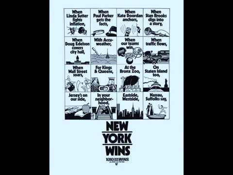 1010 WINS  New York Wins Jingle 1978
