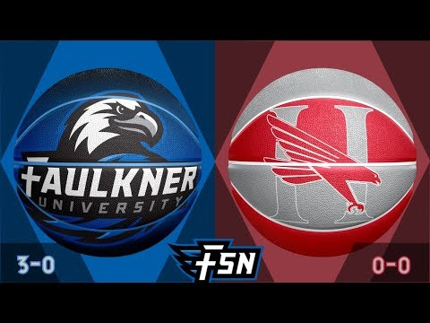 Faulkner Vs. Huntingdon (Men's Basketball)