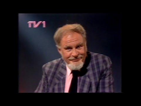 TV1-hallåa Per Öhnell 1986-07-21