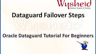 Overview Oracle data guard failover | data guard switchover  |  Role reversal in dataguard
