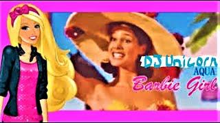 "Download Mp3 Aqua ""barbie Girl"" 🌎 World's Youngest Girl Dj"