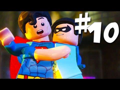 Road To Arkham Knight - Lego Batman 2 Gameplay Walkthrough Part 10 - It