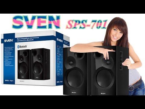 Акустическая система SVEN SPS-701 Bluetooth