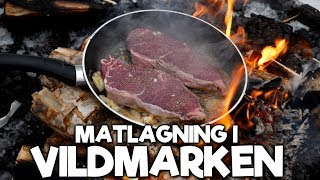 Överlevnad i Vildmarken - Matlagning På Öppen Eld