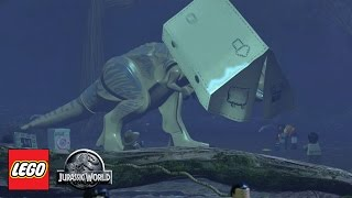 LEGO: Jurassic World - The Hunted - Part 8 [The Lost World] - Xbox One Gameplay