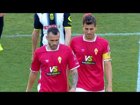 08/04/2018 Resumen del partido Real Murcia - F.C. Cartagena