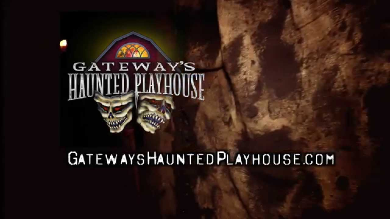 Gateway's Haunted Playhouse Commercial 2014 - Voted Best ...