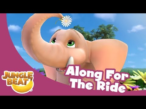 Along for the Ride- The Explorers Season 2 #8 - Cartoon