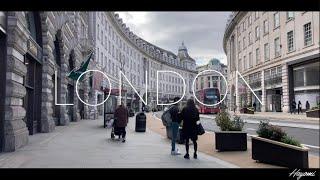 런던일상 브이로그,노팅힐서점, 피카딜리서커스, 포트넘앤…