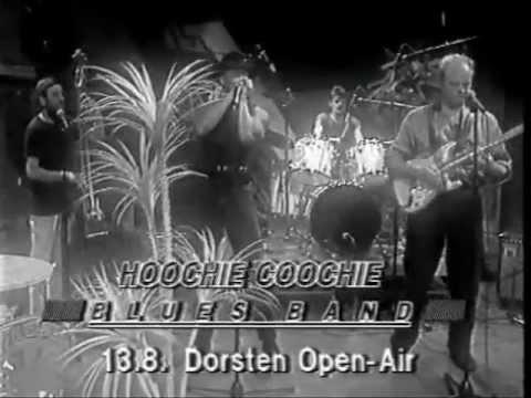 Hoochie Coochie Bluesband - Jump Jive and Wail