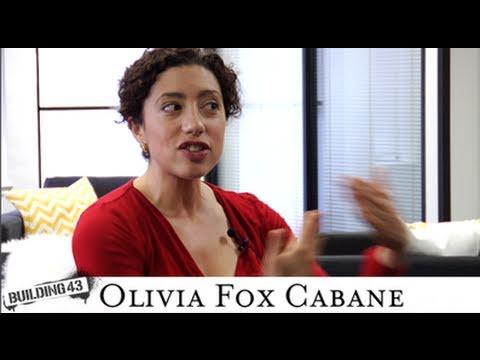 Olivia Fox: Training CEOs and innovators to overcome self-doubt