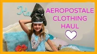 AEROPOSTALE CLOTHING HAUL