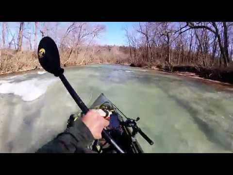 Flat Creek Floating and Camping! - YouTube