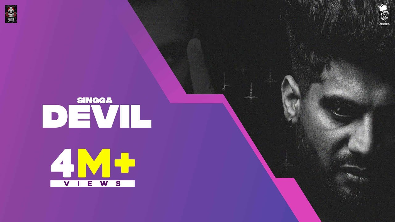 DEVIL (Official Song) SINGGA | Latest Punjabi Songs 2020