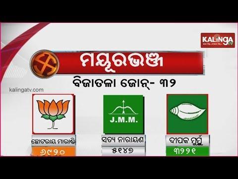 Mayurbhanj Zilla Parishad  Bypoll Election 2018 | Kalinga TV