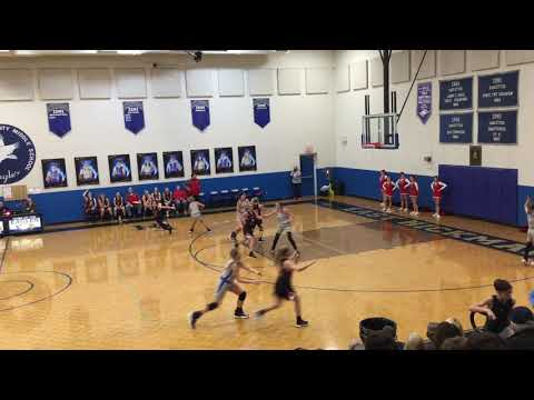 Hickman County Middle School vs East Hickman Middle School 11 11 19 Girls Away