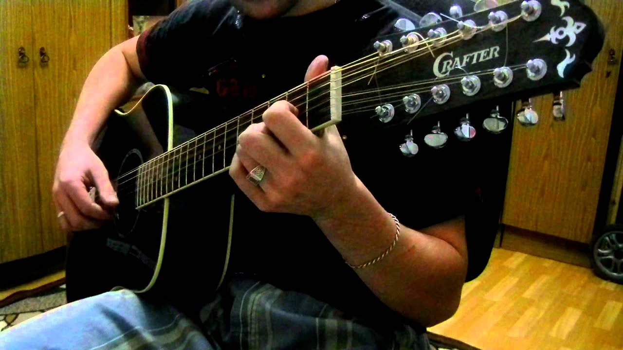 Походная гитара - Travel Guitar Aosen TR-10 - YouTube