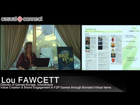 Value Creation & Brand Engagement in F2P Games through Branded Virtual Items | Lou FAWCETT