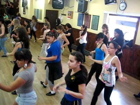 Ladies Salsa Styling & Body Movement  Class - Lorenz Dance Studio