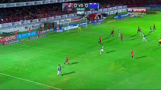 Gol de L. Vangioni | Veracruz 0 - 1 Monterrey |  Clausura 2019  - Jornada 15 | LIGA Bancomer MX