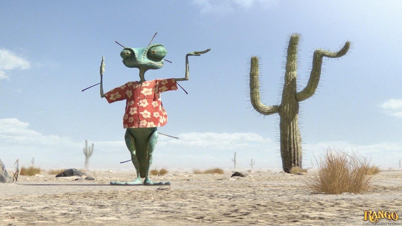 Download EXTRAIT : LE CAMÉLÉON RANGO (RAMBO) A MEXICO. 2011