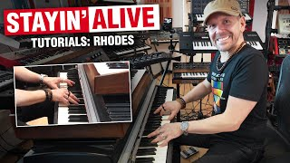 Stayin Alive Tutorial Rhodes - mp3 مزماركو تحميل اغانى