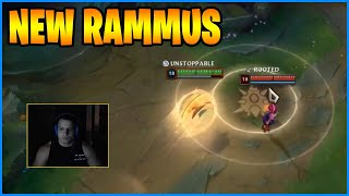 Rammus Rework! New Ult! LoL Daily Moments Ep 1314