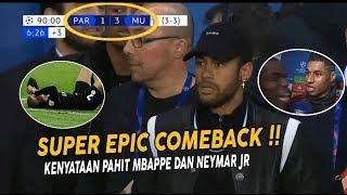 Download Video Awalnya Meremehkan Manchester United ‼️ Begini Reaksi Mbappe dan Neymar Usai Laga Lawan PSG MP3 3GP MP4