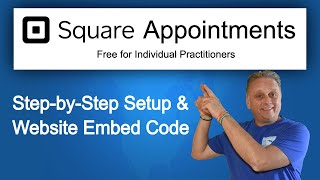 Square Appointments Demo and Step by Step Setup Tutorial 2021