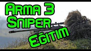 Arma 3 - Sniper Eğitim - Sniper Training