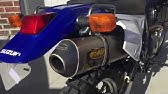 CCM R30 790 cc big bore, start up - YouTube