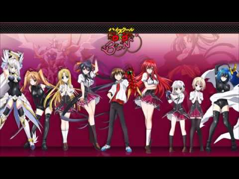 Highschool DxD-Opening 3 Full