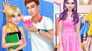 Скачать Back To School My First Crush Videos Games For Kids Girls Baby Android