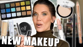 NEW ELF MAKEUP TESTED ... I'm SHOCKED!