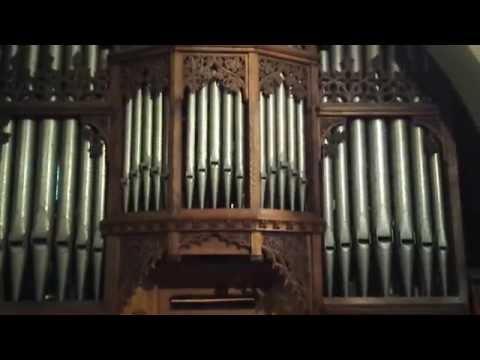 Pipe Organ - Church of