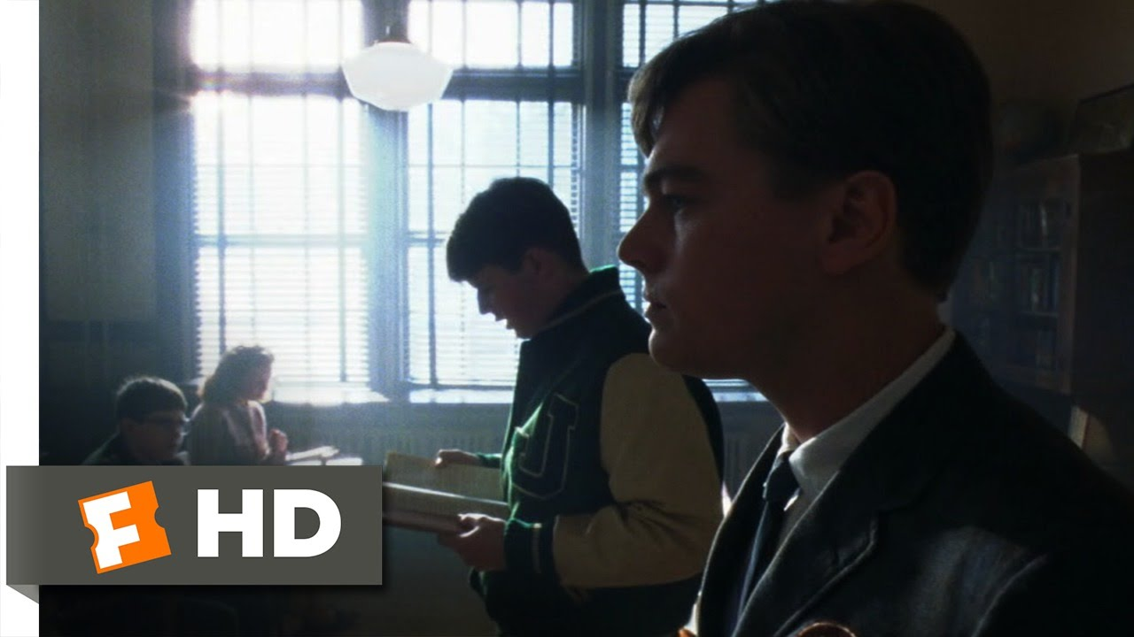 Catch Me If You Can 1 10 Movie Clip Substitute Teacher 2002