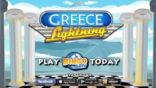Bingo Blitz - Greece Lightning Trailer